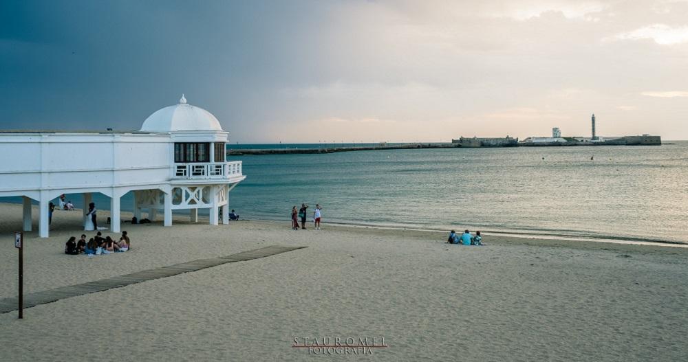 Cádiz temporada playas