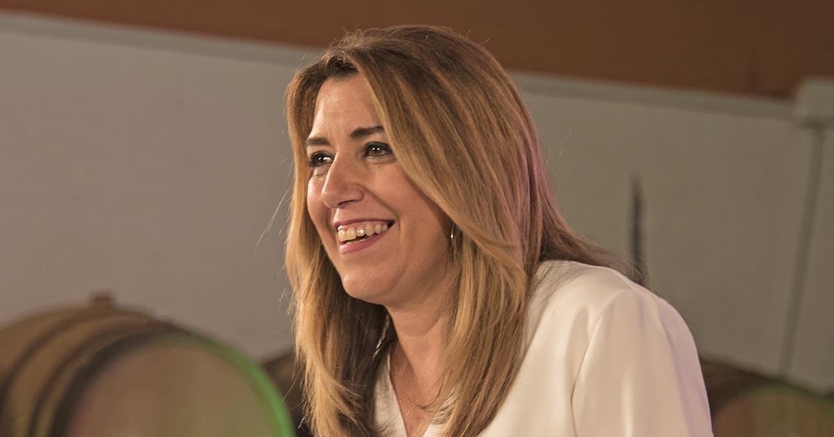 Susana Díaz Andalucía PSOE Pedro Sánchez