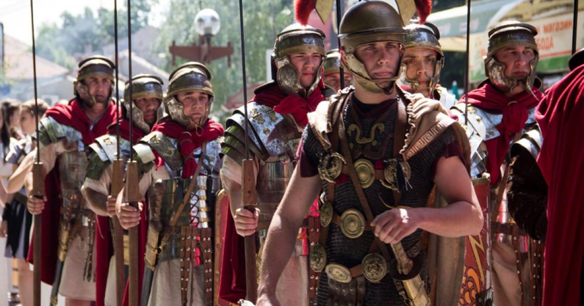 Resultado de imagen de ejercito romano