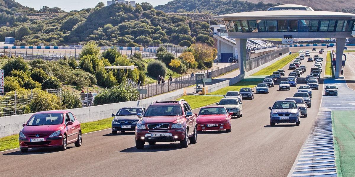 Circuito Jerez : El circuito de jerez cierra la temporada con una jornada de