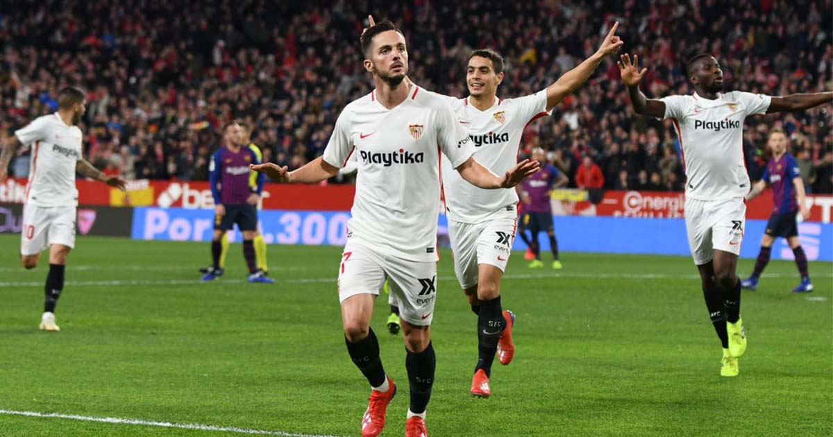 088e3bd2589d7 El Sevilla también quiere reinar en el Camp Nou - El MIRA