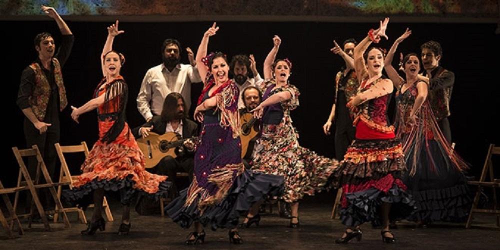 flamenco ballet Andalucía