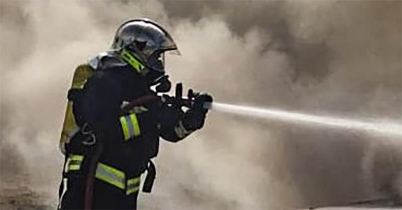 incendio fuego bormujos