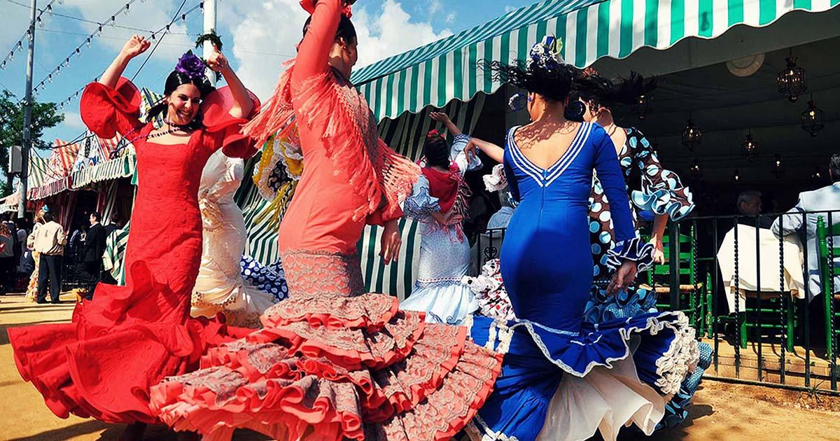 Feria de Sevilla estado de alarma