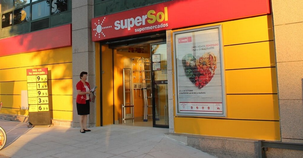 Carrefour compra Supersol