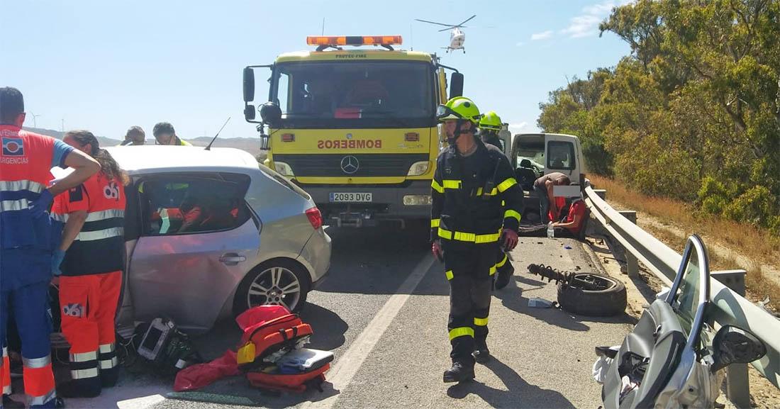 Huelva accidente