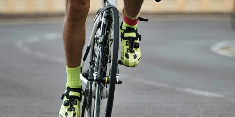 ciclista, herido, Granada