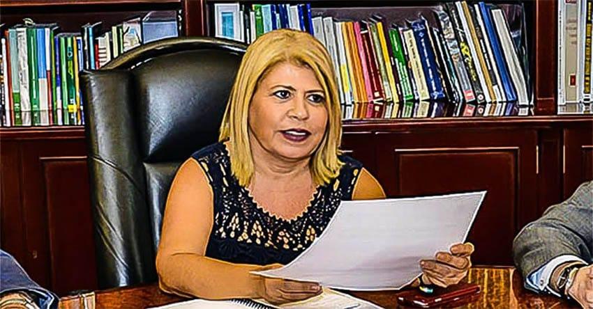 Mamen Sánchez Fiscalía