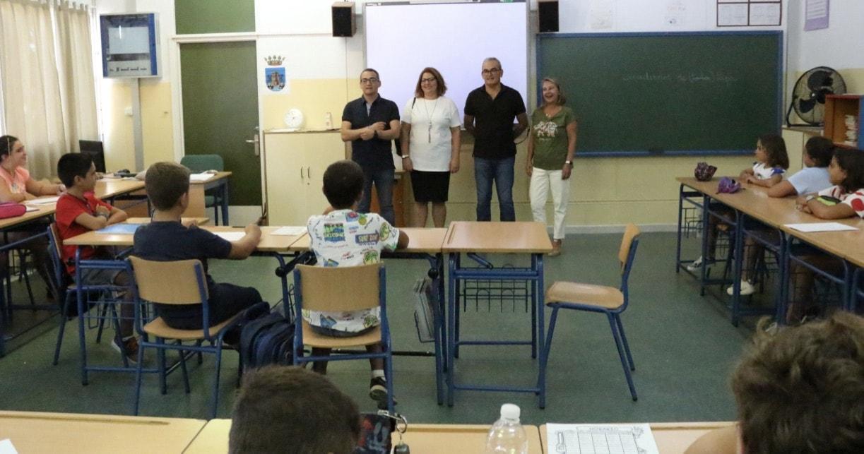 Curso escolar fecha Pedro Sánchez