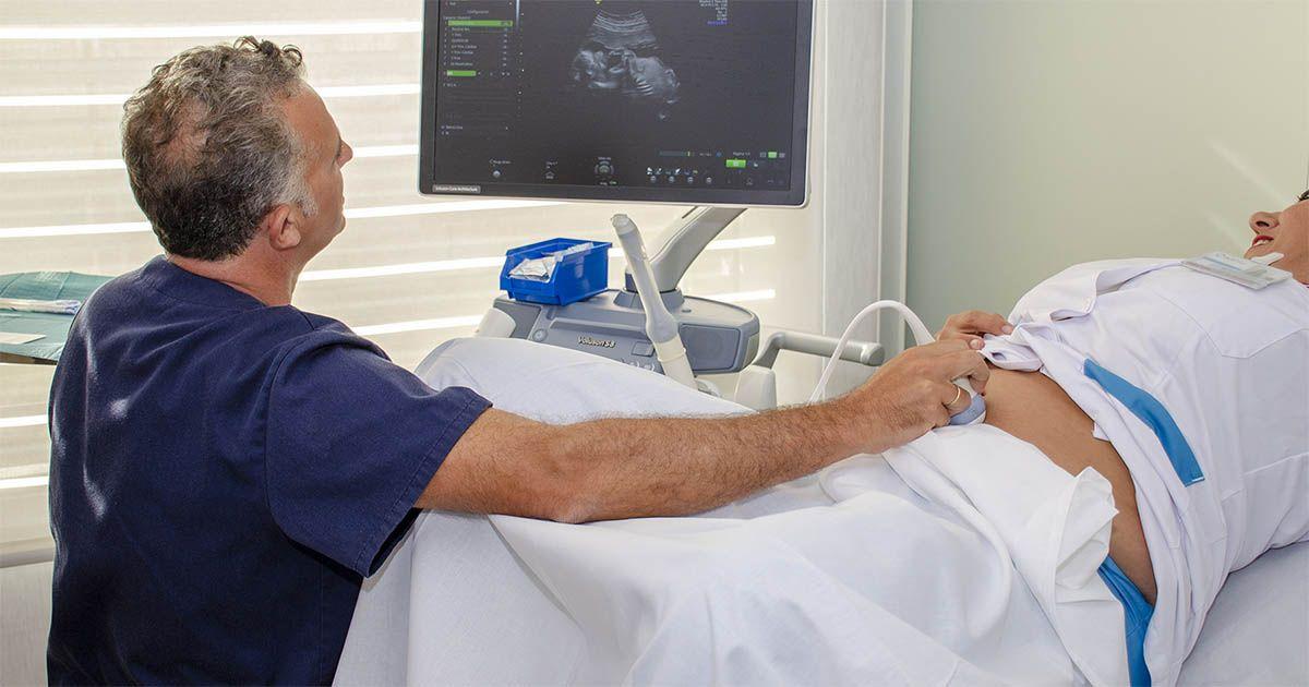 Nueva consulta de ginecología del centro de salud de Rota