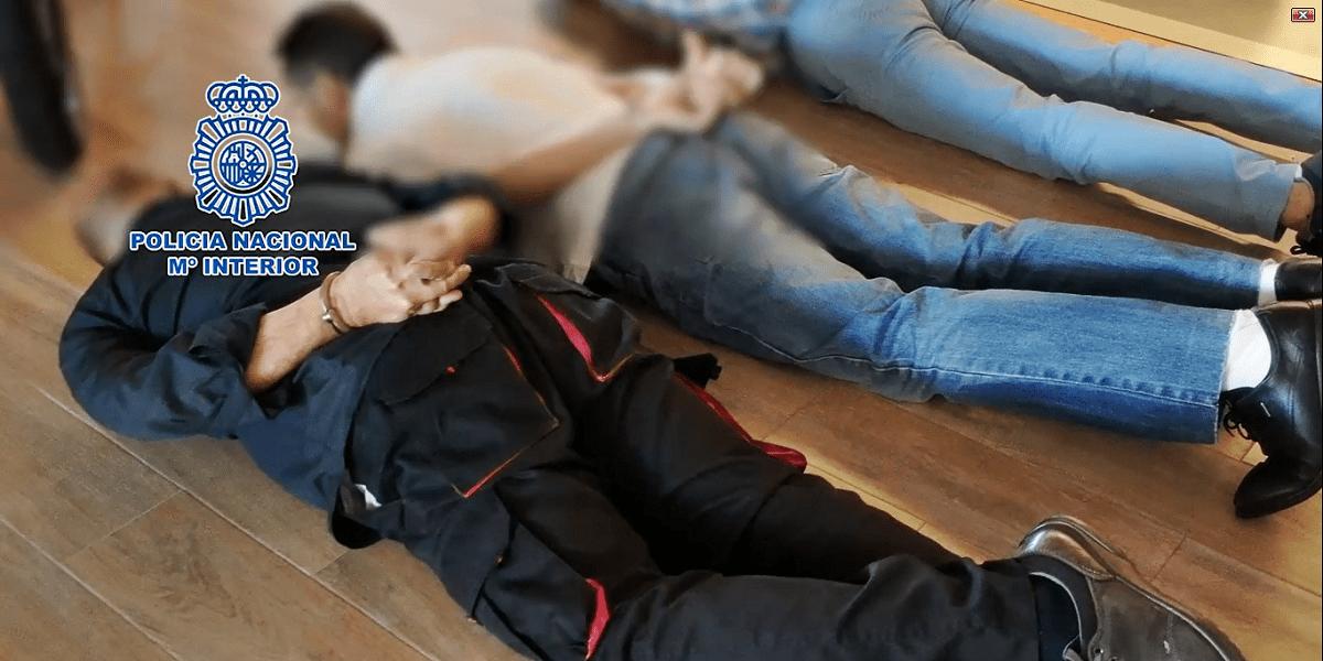narcotráfico Huelva Guardia Civil