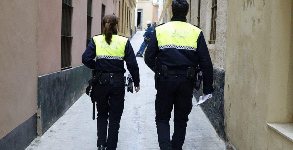 Policía Local Cádiz Coronavirus