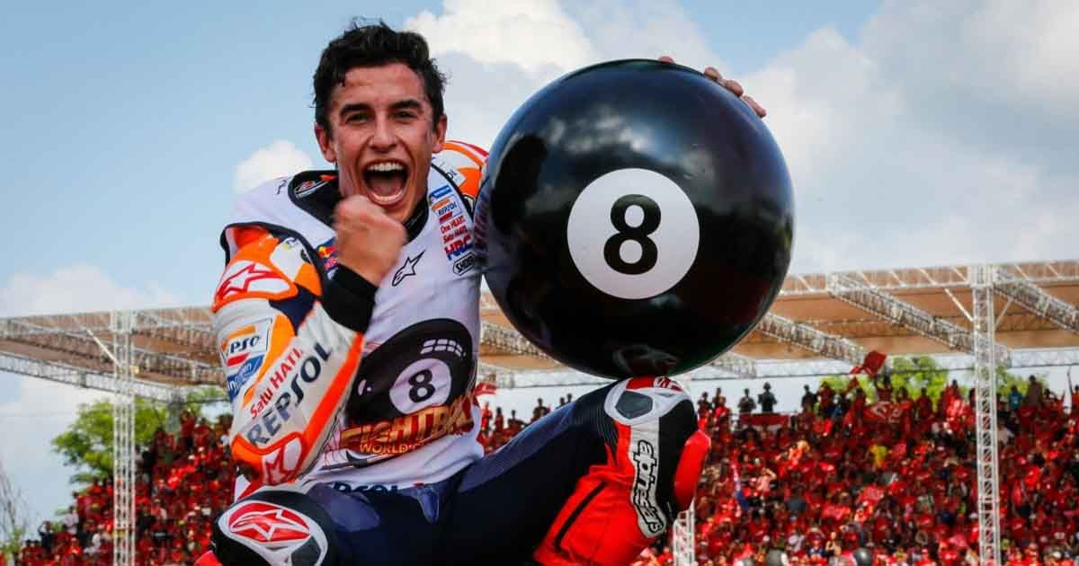 Marc Márquez no correrá el GP de Austria