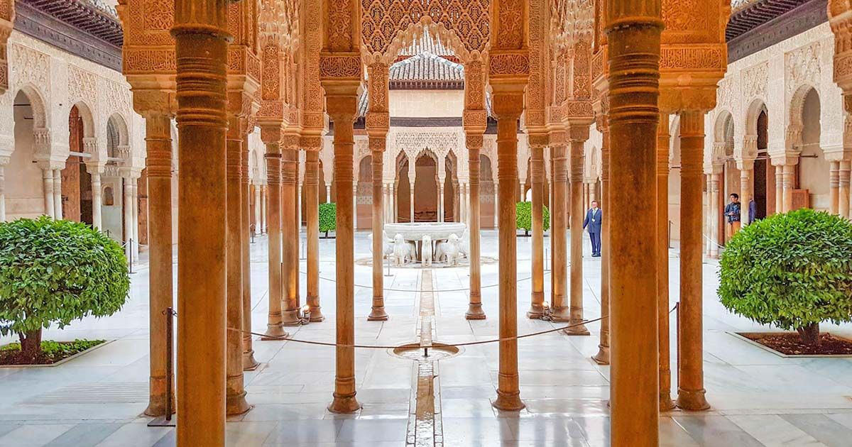 La Alhambra de Granada 1