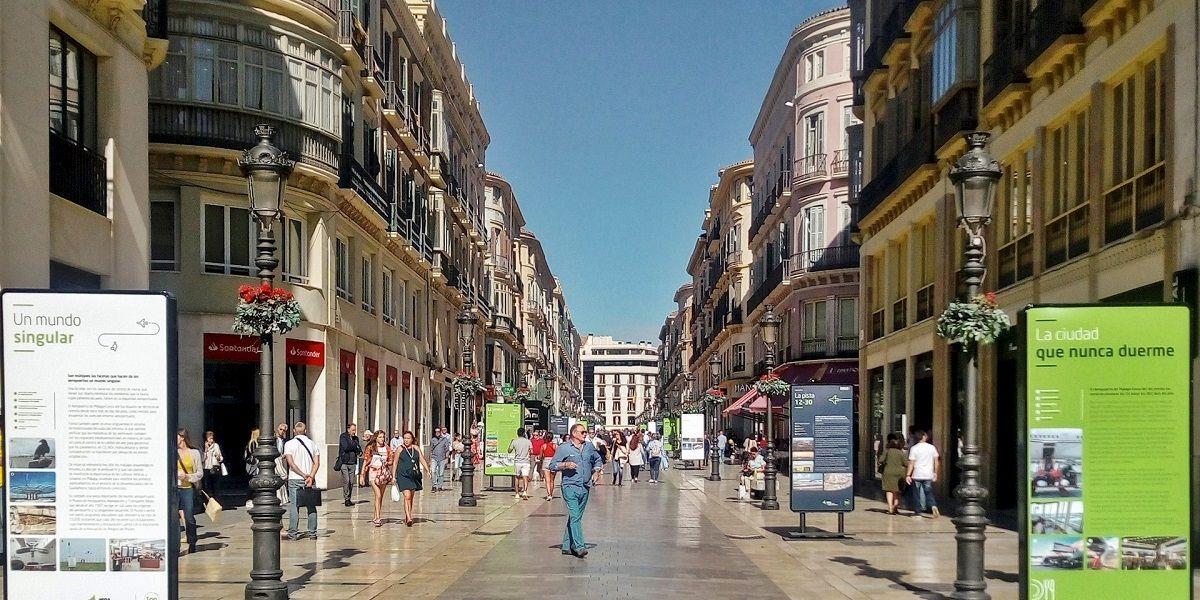 casco histórico Málaga