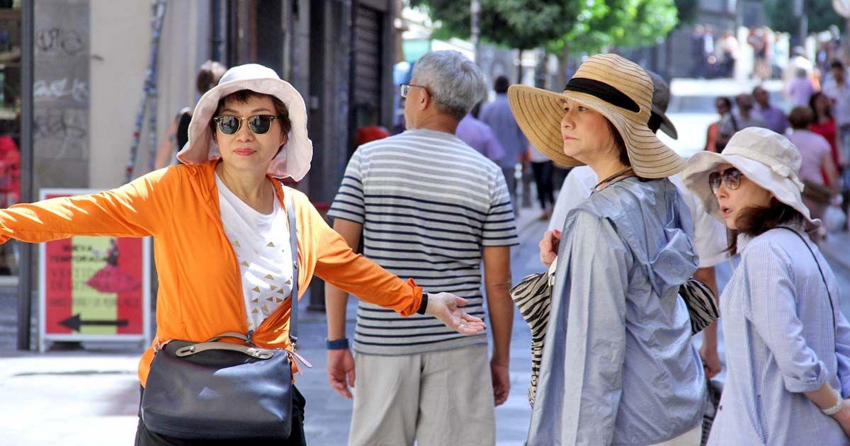 turismo mundial Granada turistas andalucia