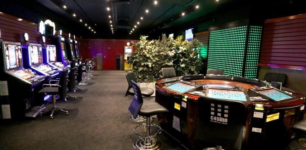 Salones de juegos andalucia