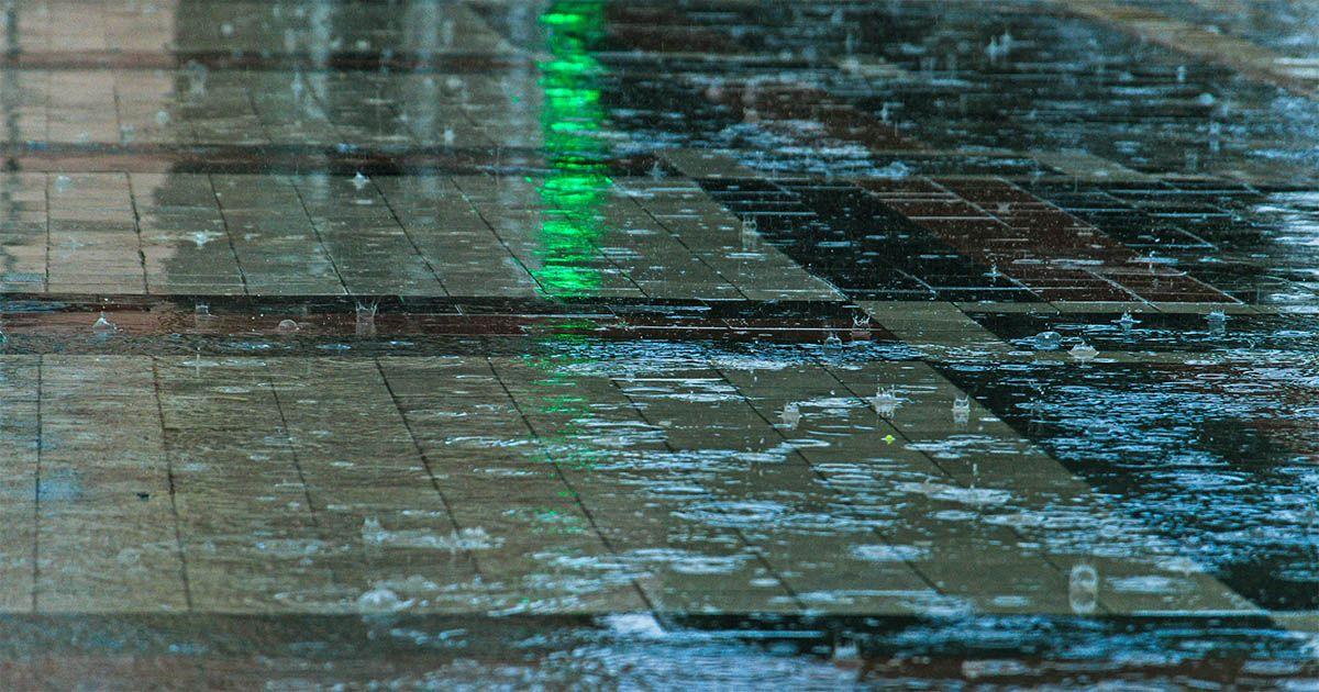 Huelva lluvia