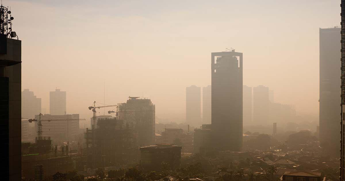 La OMS reccuerda que la contaminación empeora el pronóstico del Covid-19