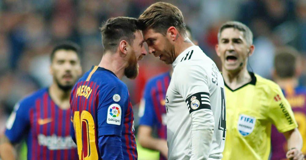 LaLiga la liga primera Real Madrid - Barcelona