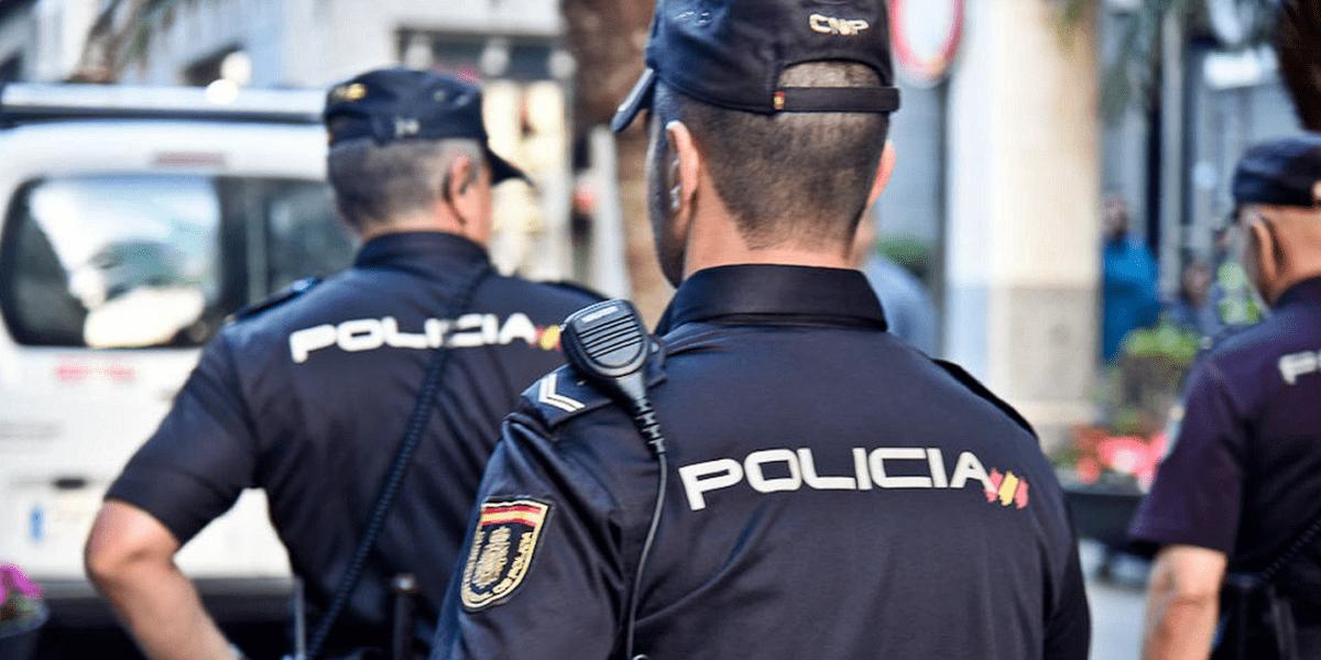 Sevilla Policía Nacional