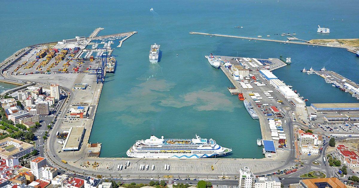 El Puerto de Cádiz adecuará los muelles a las necesidades de los cruceros