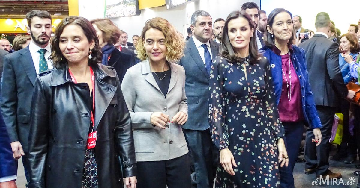 Reina Letizia vestidos confinamiento