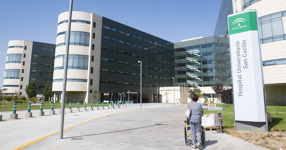 El hospital de San Cecilio registra un brote de Covid-19