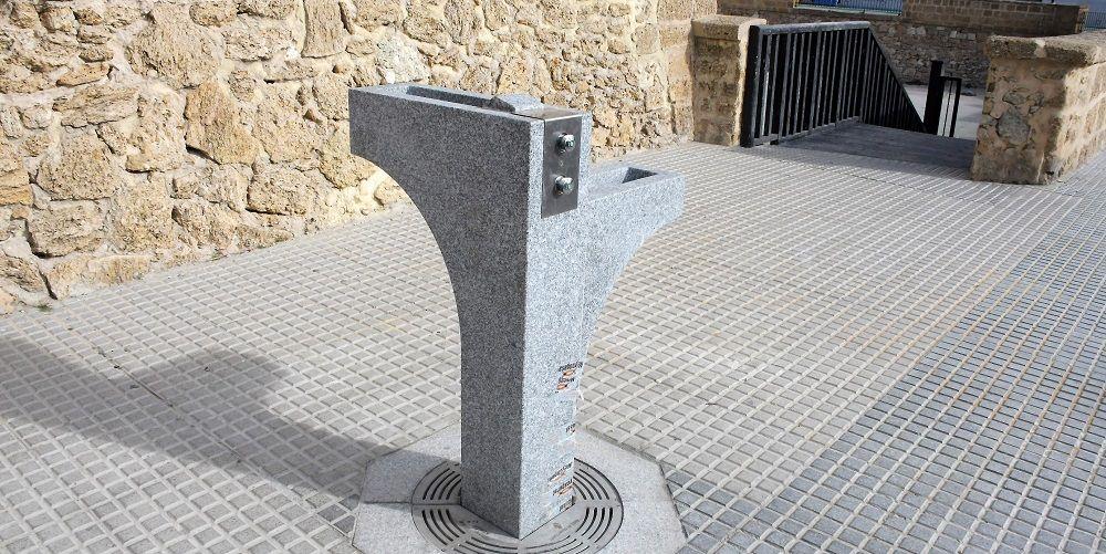 Cádiz consumo agua