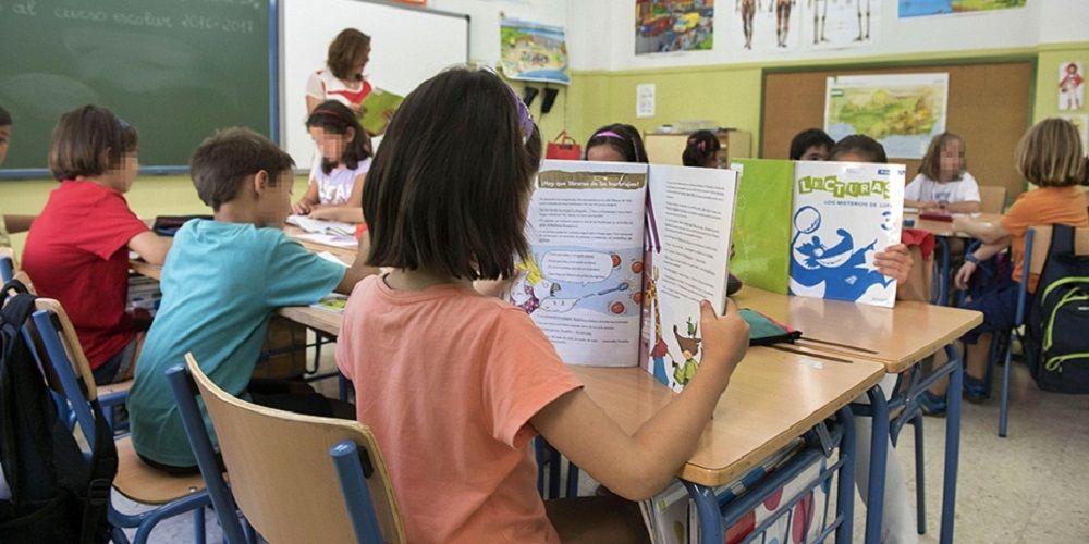 Cádiz vuelta colegio