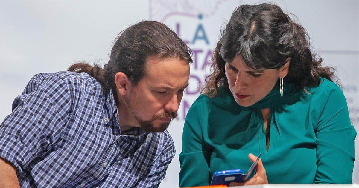 Teresa Rodríguez expulsada de Podemos