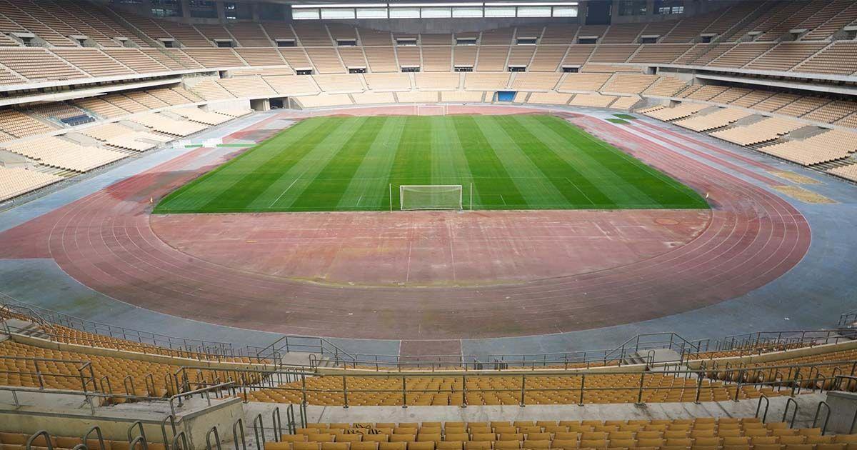 La Selección Española jugará en el Estadio de la Cartuja