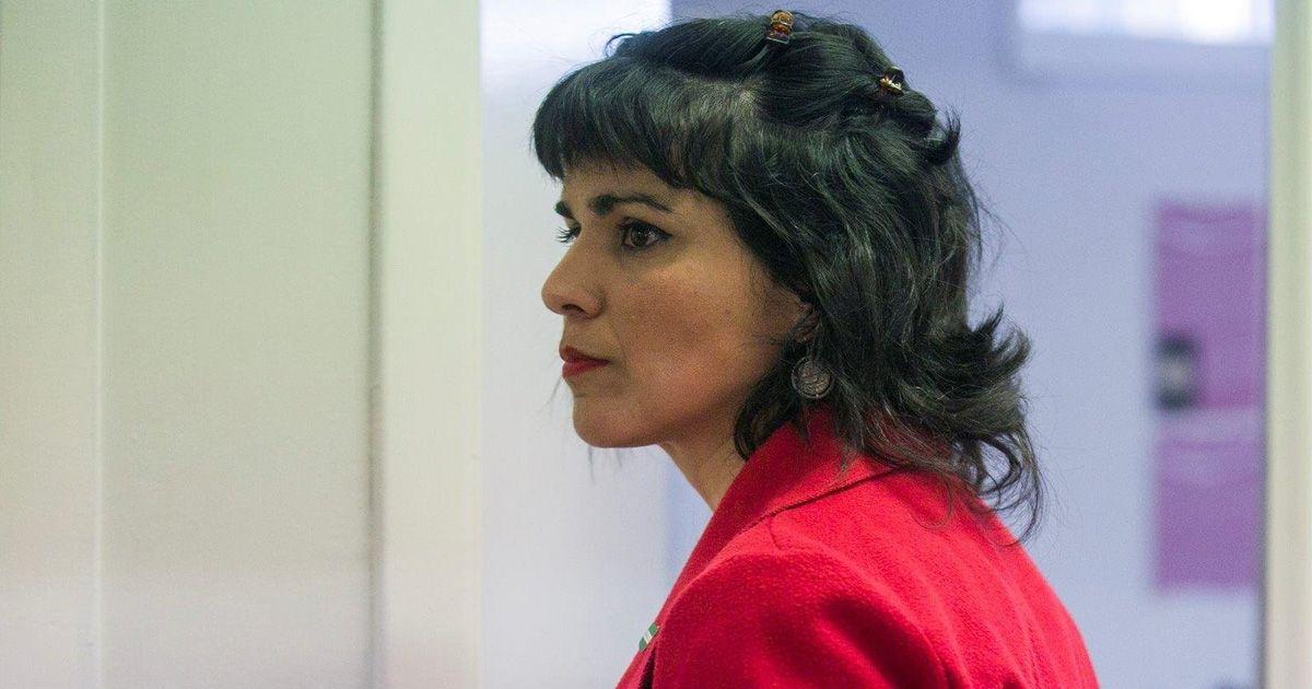 Teresa Rodriguez anticapitalistas adelante Andalucia podemos