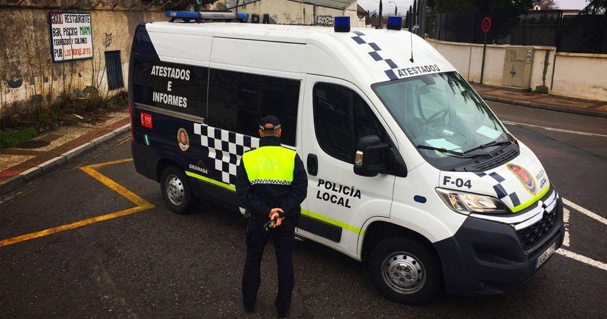 policia local granada coronavirus