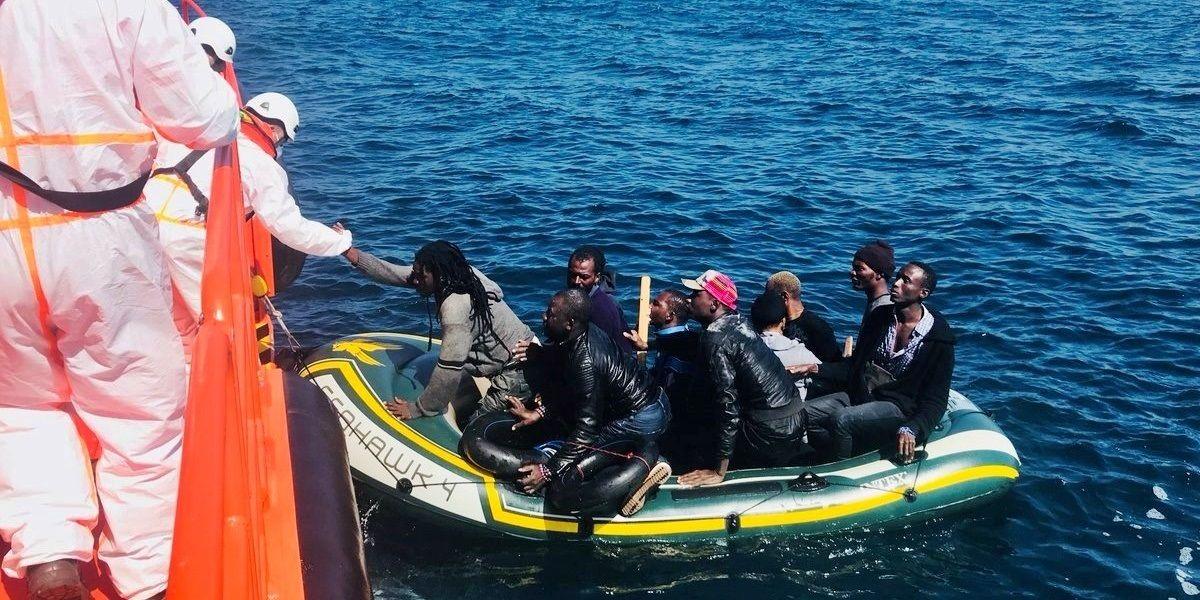 Inmigrantes contagiados andalucía pedro sanchez gobierno