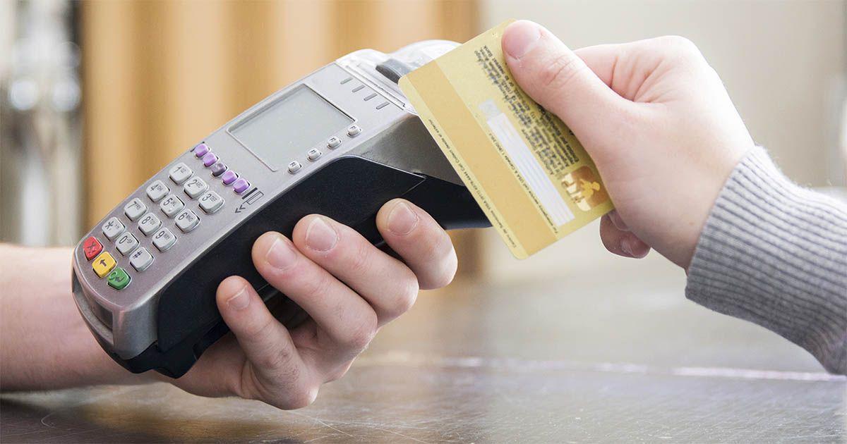 Tarjeta de crédito murciglero