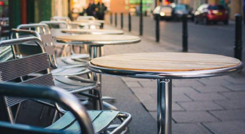 Huelva permite el 100% de aforo en las terrazas