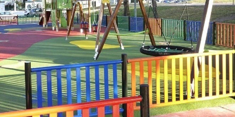 Tres nuevos parques infantiles para Cuartillos, Majarromaque y Torremelgarejo