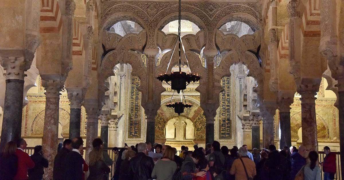 Mezquita reapertura