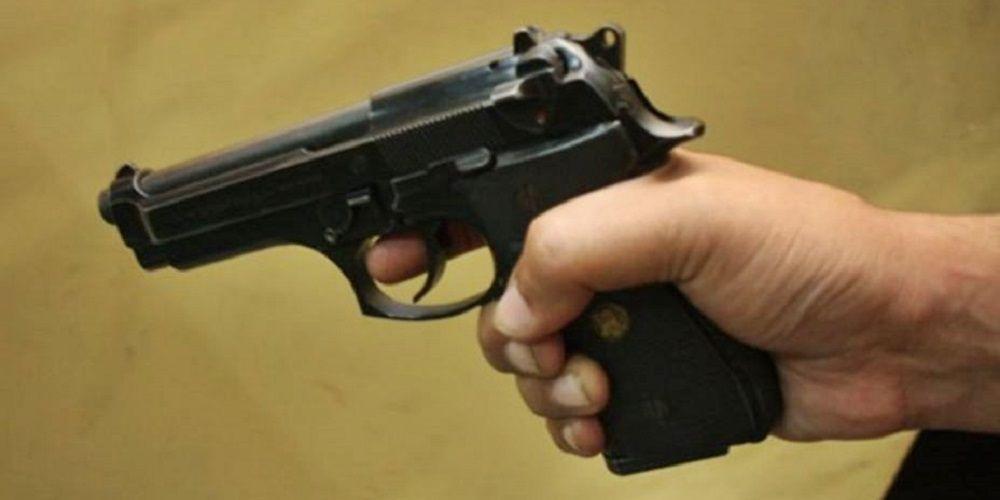 pistola farmacias Guardia Civil