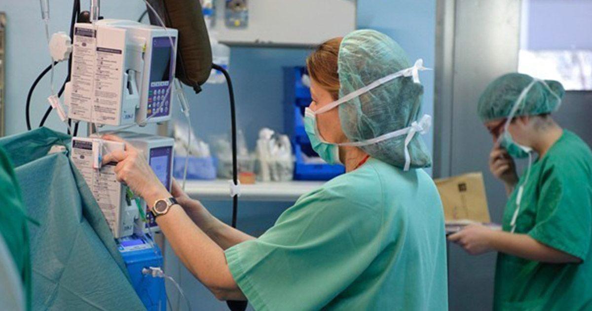 médicos hospital coronavirus