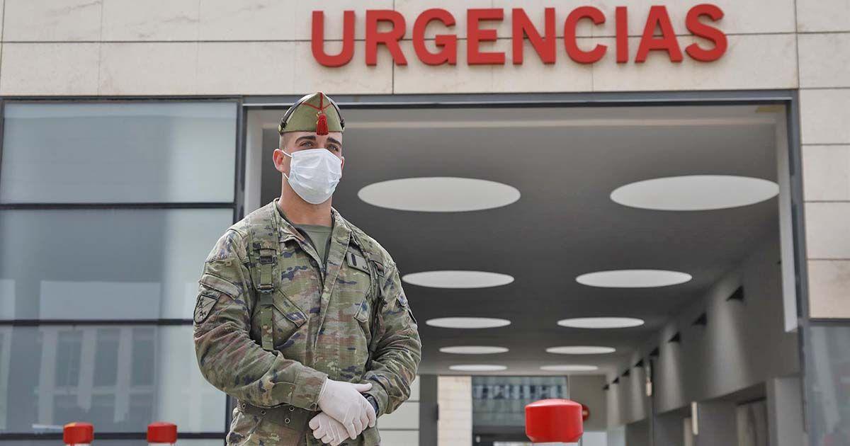 Ofrecen 2.000 rastreadores de las Fuerzas Armadas a las Comunidades Autónomas