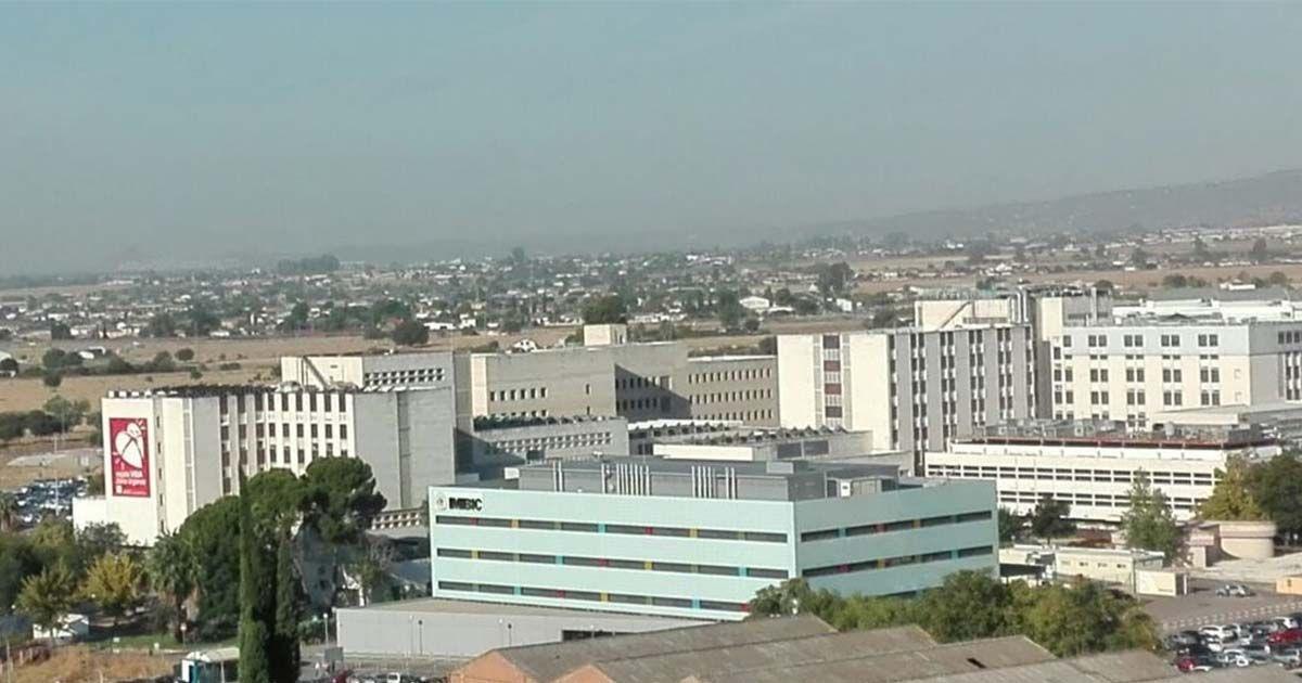 Hospital brote casos