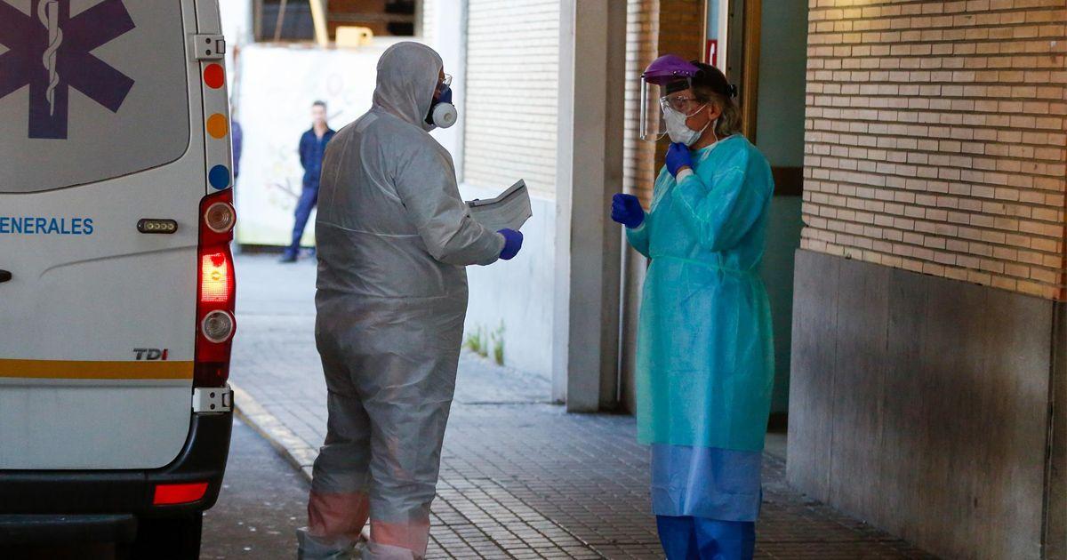 Coronavirus: Andalucía suma 6 muertes más en 24 horas