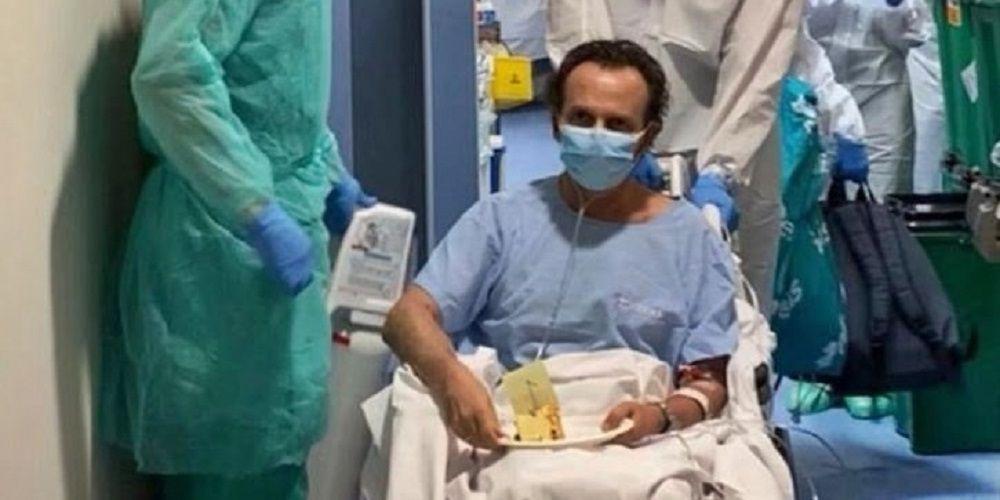 Andalucía sube hasta los 988 hospitalizados por coronavirus
