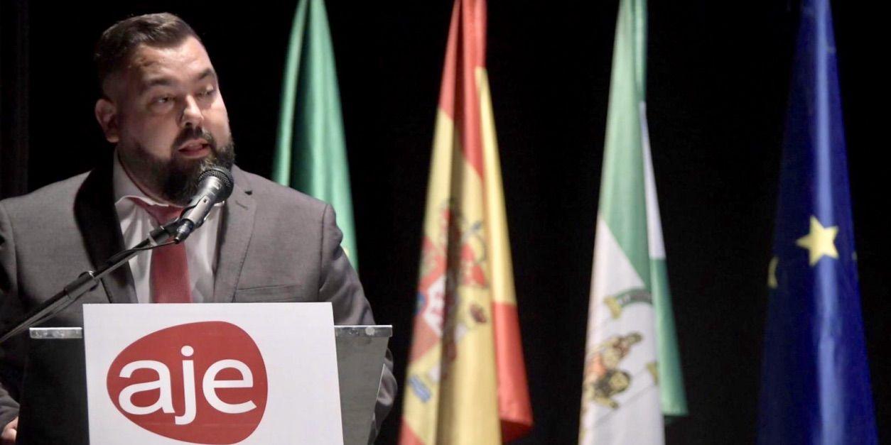 El empresario Daniel Sánchez Ayala.