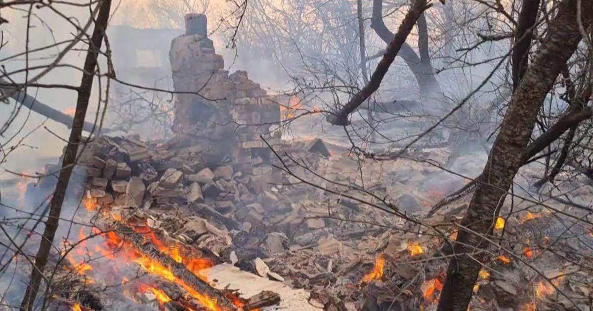 Un incendio cerca de Chernobyl multiplica por 16 la radiactividad ...