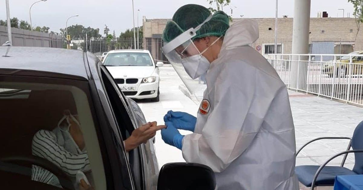 domingo coronavirus andalucía ola pandemia