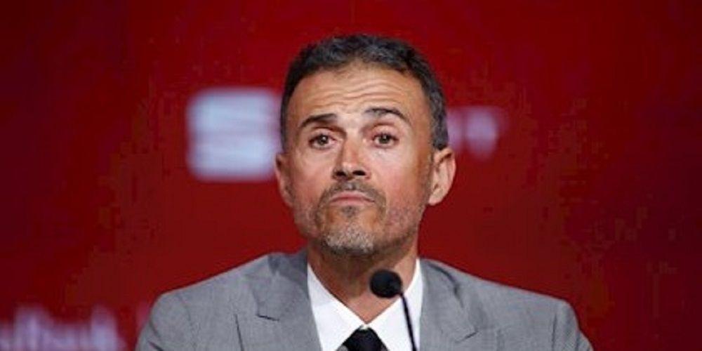 Luis Enrique revoluciona la convocatoria de España