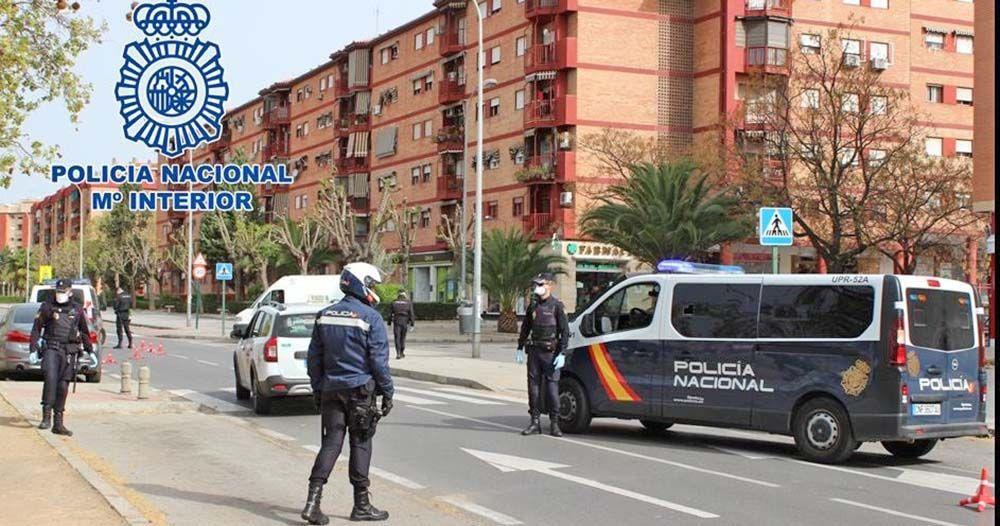 Encuentran 3,5 kilos de hachís en un maletero en Jaén